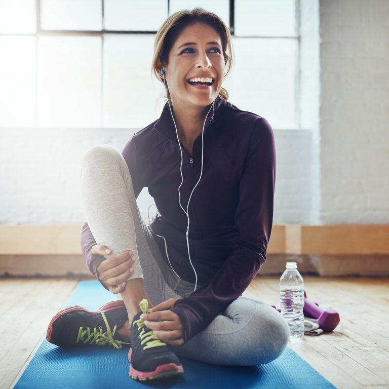 Attività fisica -Esci dal letargo