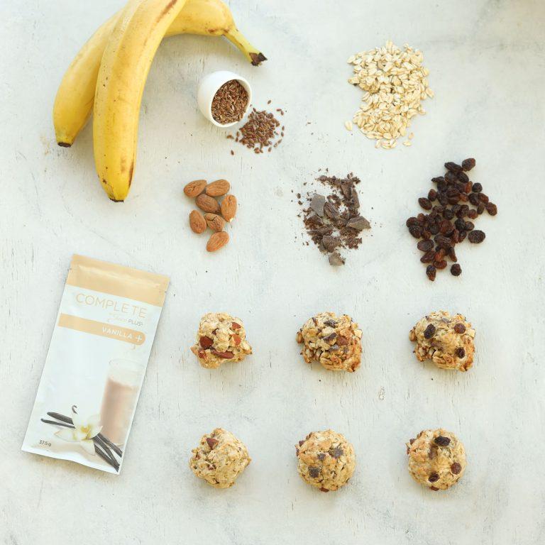 Ricetta: Biscotti all'avena senza zucchero e senza uova