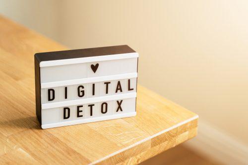 Digital Detox: diamo il giusto spazio alla tecnologia
