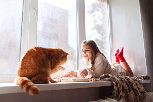 Gli animali domestici ci aiutano a vivere meglio!