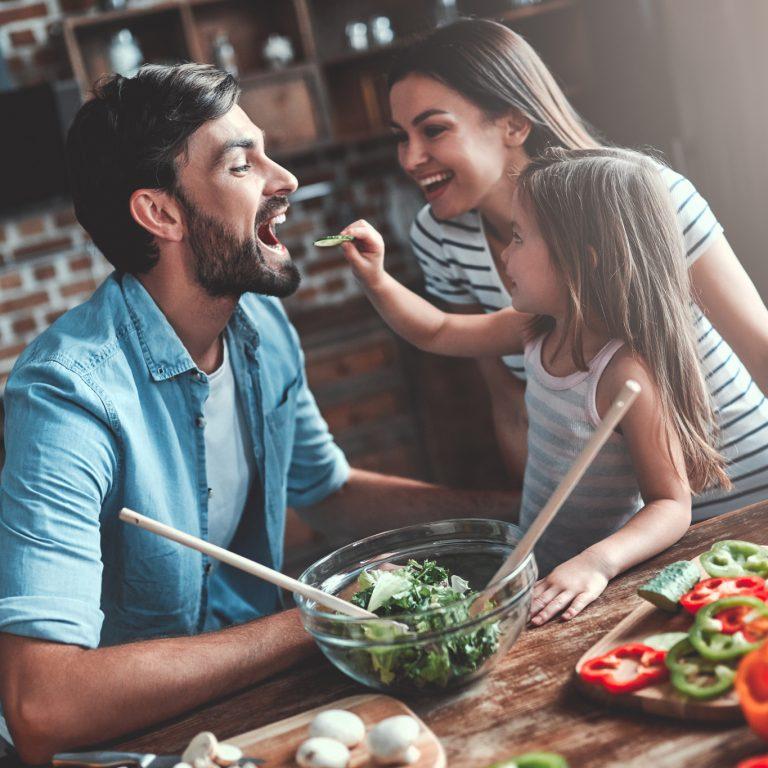 Insegnare uno stile di vita sano ai tuo figli con il divertimento è facile!